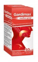 Gardimax medica spray 30 ml (bez cukru)