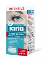 IANA krople do oczu INTENSIVE 10 ml