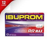 Ibuprom RR 400 mg x 12 tabl powlekanych