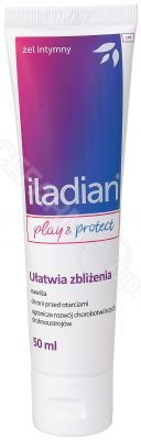 Iladian play & protect żel intymny 50 ml