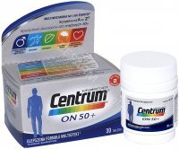 Centrum ON 50+ x 30 tabl