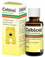 Cebion 100 mg/1 ml krople 30 ml