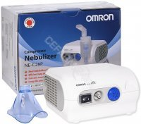 Inhalator OMRON comp air C28P nebulizator kompresorowy