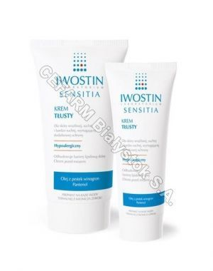 Iwostin sensitia krem tłusty 75 ml