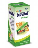Kinder biovital younior x 30 tabl do ssania