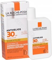 La Roche-Posay Anthelios Shaka Fluid lekki fluid do twarzy spf30+ 50 ml