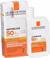 La Roche-Posay Anthelios Shaka Fluid lekki fluid do twarzy spf50+ 50 ml