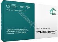 LabHome Pylori-Screen test z krwi do wykrywania przeciwciał anty-Helicobacter pylori x 1 szt