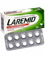 Laremid 2 mg x 20 tabl