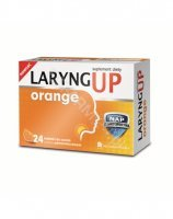Laryng up orange x 24 tabl do ssania