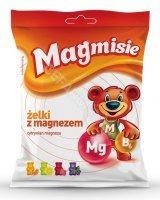 Magmisie żelki z magnezem x 120 g