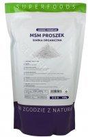 MSM Siarka organiczna 1000 g (Medfuture)
