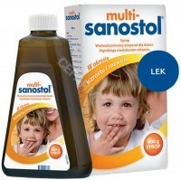 Multisanostol 600 ml