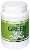 MyVita Green MIX 4 powders Detox i Energia 300 g