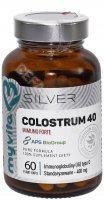 MyVita Silver Colostrum 40 Immuno Forte x 60 kaps