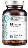 MyVita Silver Witamina B3 (Niacyna) 16 mg x 60 kaps