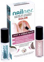 Nailner Kolor lakier do paznokci 10 ml (2 x 5 ml)