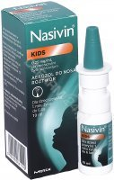 Nasivin soft 0,025% aerozol do nosa 10 ml