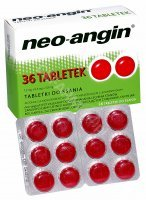 Neo-angin z cukrem x 36 tabl do ssania