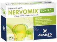 Nervomix control x 20 kaps