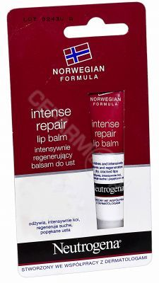 Neutrogena formuła norweska - balsam do ust 15 ml
