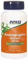 Now Foods Andrographis Extract 400 mg x 90 kaps