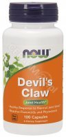 NOW Foods Devil's Claw (Diabelski Pazur) x 100 kaps