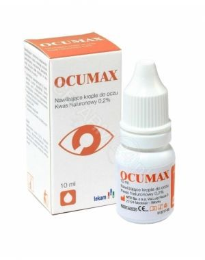 Ocumax 0,2% krople do oczu 10 ml