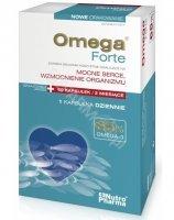 Omega forte 65% omega-3 nutropharma x 60 kaps