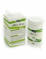 Orocal d3 500 mg+10 mcg x 30 tabl do żucia