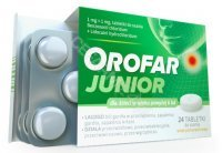 Orofar x 24 tabl do ssania