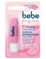 Pomadka Bebe Young Care różana 4,9 g