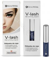 RenoVital V-lash Revitaliser odżywka do rzęs 3 ml