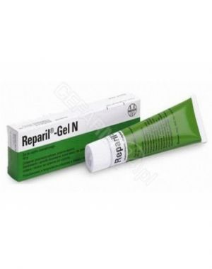 Reparil gel N żel 40 g