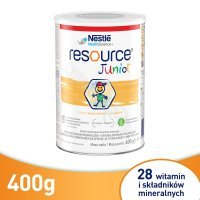 Resource junior mleko 400 g