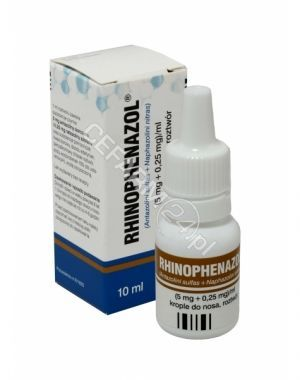 Rhinophenazol krople 10 ml