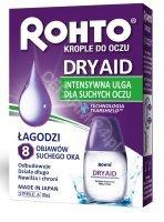 Rohto Dry Aid krople do oczu 10 ml
