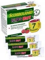Scorbolamid Kids Hot x 8 sasz
