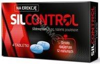 Silcontrol 25 mg x 4 tabl