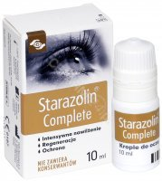 Starazolin Complete krople do oczu 10 ml