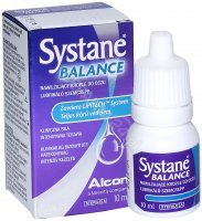 Systane Balance krople do oczu 10 ml