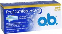 Tampony ob procomfort night normal x 16 szt