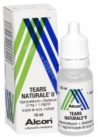 Tears naturale II krople do oczu 15 ml
