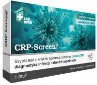 Test CRP-Screen (ultraczuły) x 1 szt