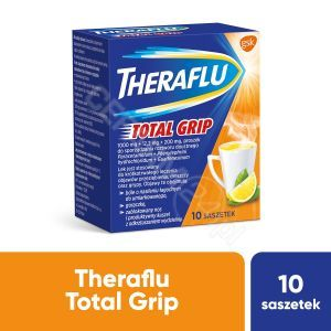 Theraflu Total Grip x 10 sasz