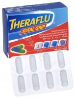 Theraflu Total Grip x 16 kaps