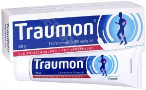 Traumon żel 100 mg/g 50 g
