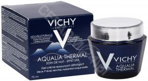 Vichy aqualia thermal spa krem na noc 75 ml