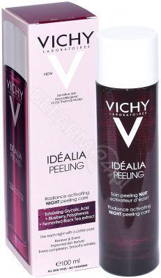 32e3190f3309 Vichy Idealia Peeling - pielęgnacja peelingująca na noc 100 ml ...