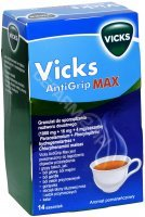 Vicks symptomed max x 14 sasz